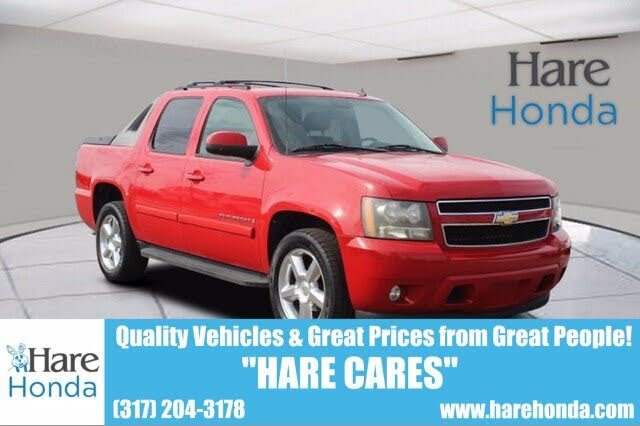 2009 Chevrolet Avalanche LT RWD