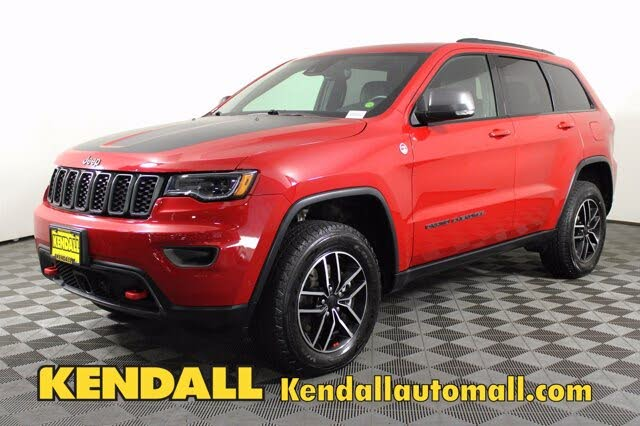 2019 Jeep Grand Cherokee Trailhawk 4WD