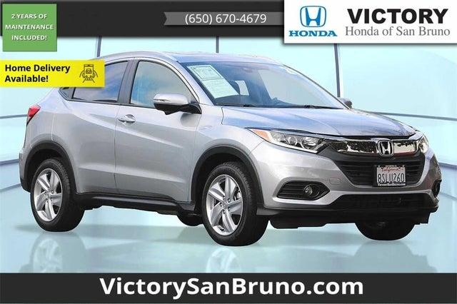 2020 Honda HR-V EX FWD