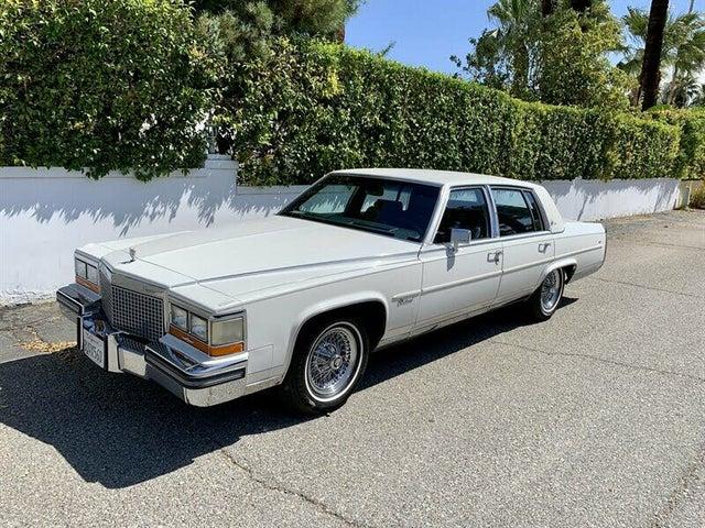 1988 Cadillac Brougham RWD