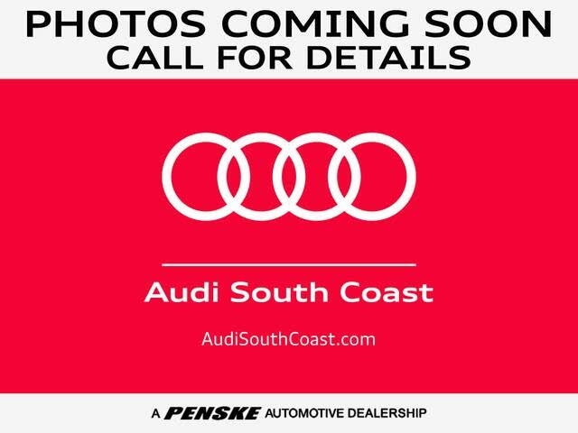 2017 Audi A8 L 3.0T quattro AWD