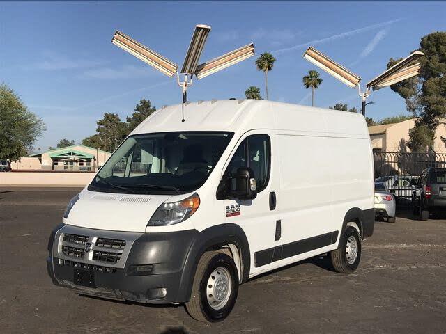 2015 RAM ProMaster 2500 136 High Roof Cargo Van