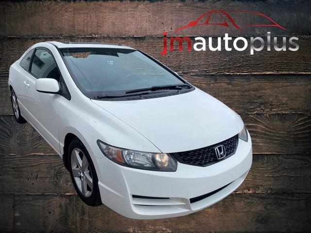 2011 Honda Civic Coupe SE