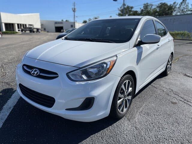 2017 Hyundai Accent Value Edition Sedan FWD
