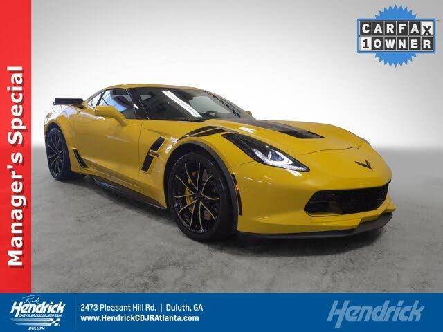 2019 Chevrolet Corvette Grand Sport 2LT Coupe RWD