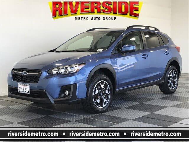 2020 Subaru Crosstrek Premium AWD