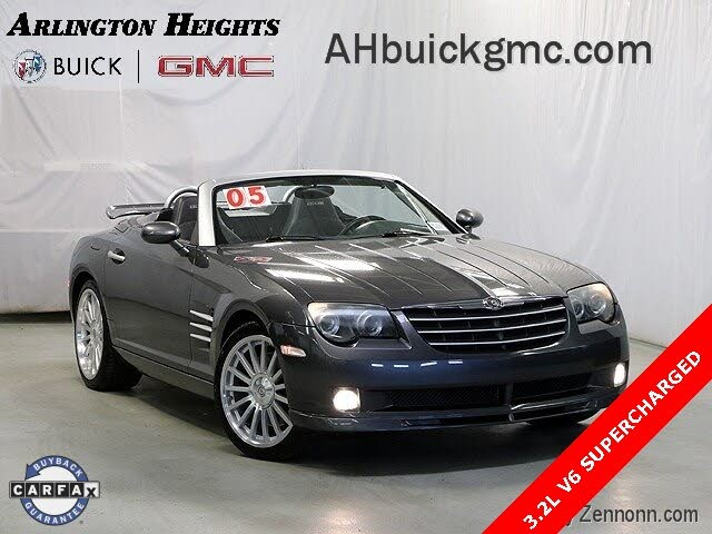 2005 Chrysler Crossfire SRT-6 Roadster RWD