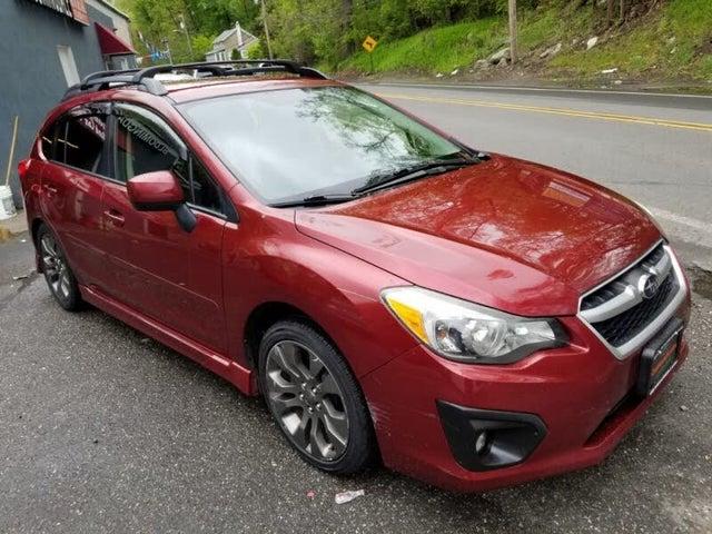 2012 Subaru Impreza 2.0i Sport Premium Hatchback