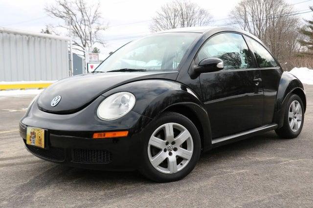 2007 Volkswagen Beetle 2.5L