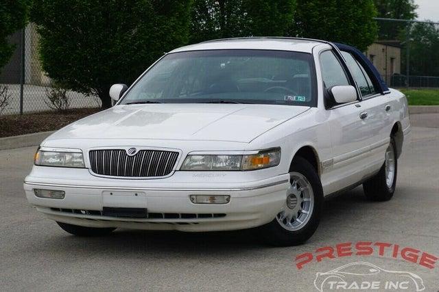 1997 Mercury Grand Marquis 4 Dr LS Sedan