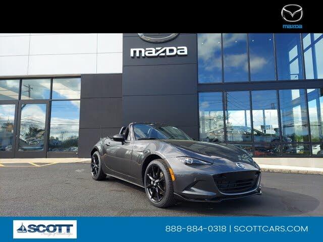 2021 Mazda MX-5 Miata Club RWD
