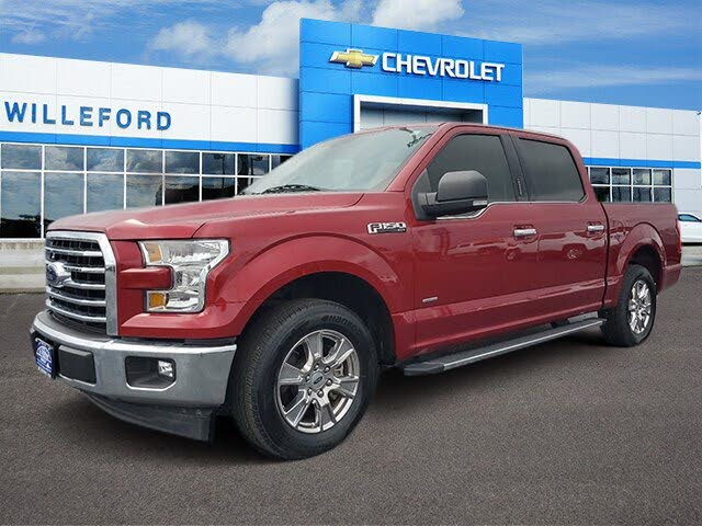 2017 Ford F-150 XLT SuperCrew