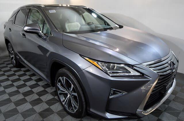 2019 Lexus RX Hybrid 450h AWD