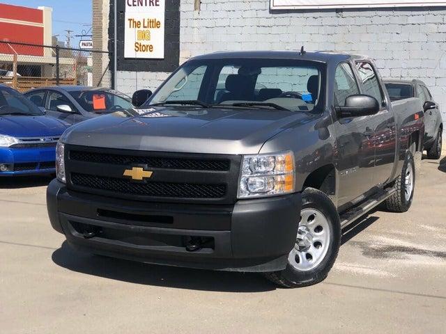 2012 Chevrolet Silverado 1500 Work Truck Crew Cab RWD