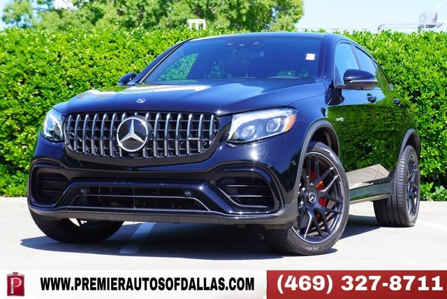 2019 Mercedes-Benz GLC-Class GLC AMG 63 S 4MATIC Coupe AWD