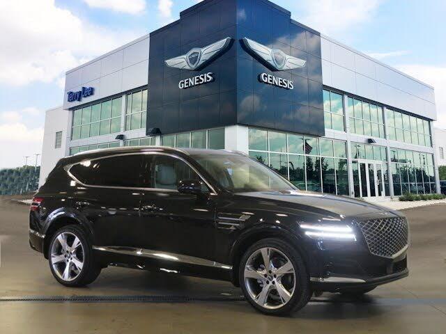 2021 Genesis GV80 2.5T AWD