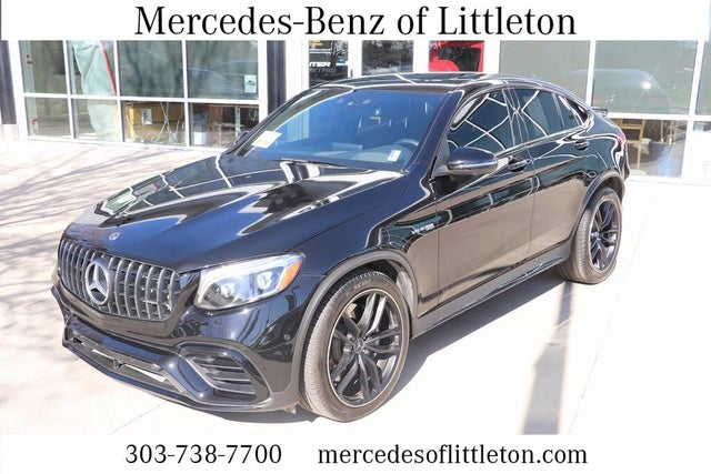 2018 Mercedes-Benz GLC-Class GLC AMG 63 4MATIC Coupe AWD