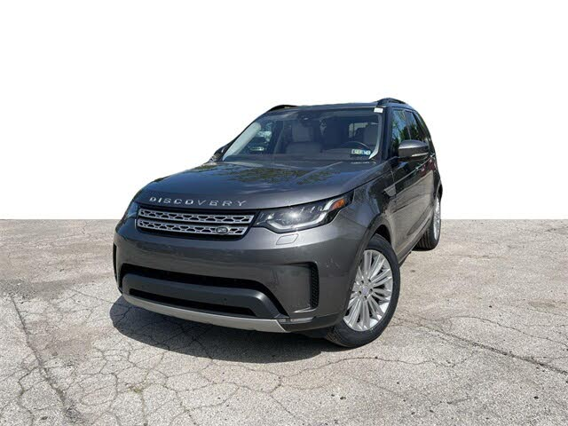 2017 Land Rover Discovery HSE Luxury AWD