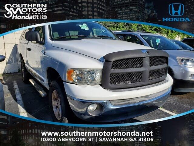 2005 Dodge RAM 1500 SLT RWD