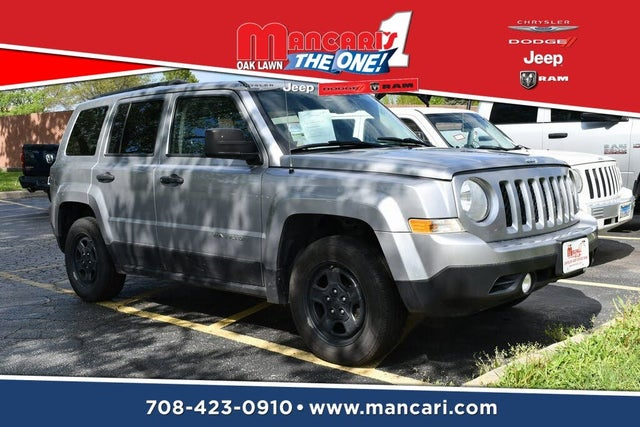 2017 Jeep Patriot Sport FWD