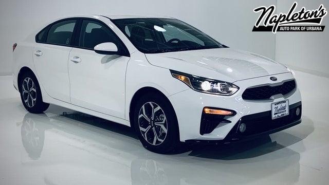 2021 Kia Forte LXS FWD