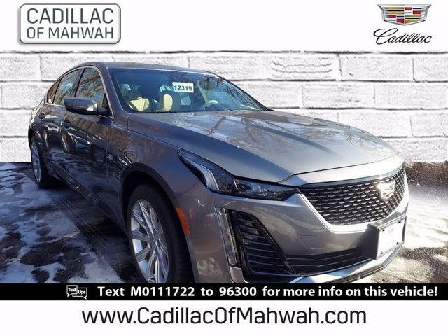 2021 Cadillac CT5 Luxury Sedan AWD