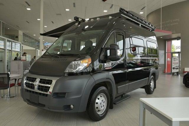 2018 RAM ProMaster 2500 136 High Roof Cargo Van
