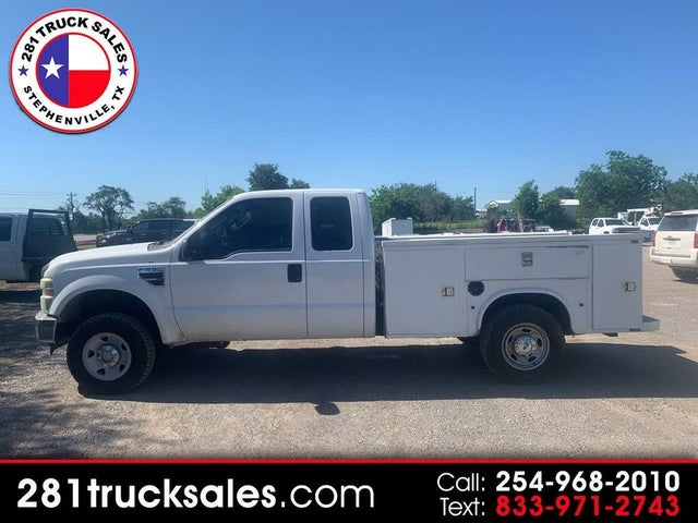 2008 Ford F-250 Super Duty FX4 Super Cab LB