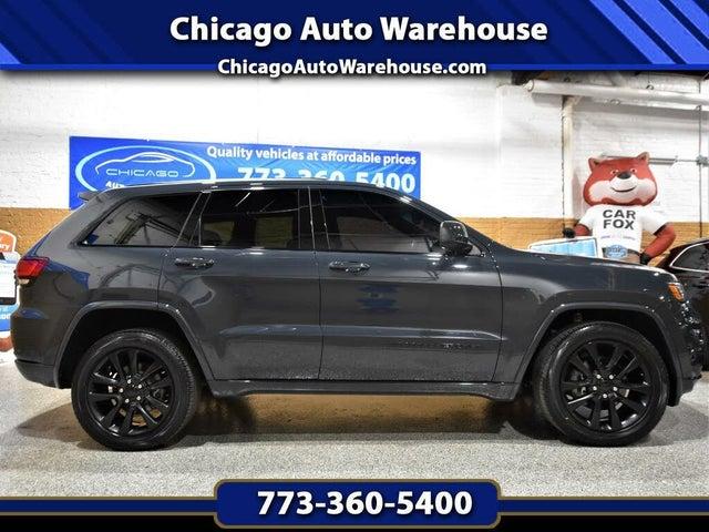 2018 Jeep Grand Cherokee Altitude 4WD