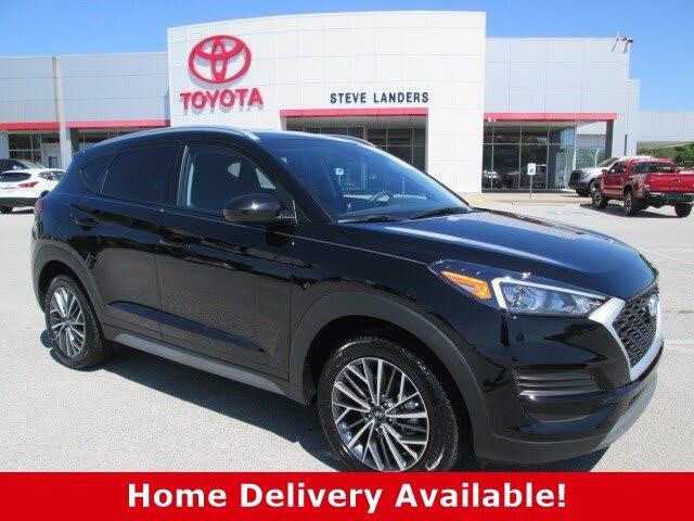 2020 Hyundai Tucson SEL FWD