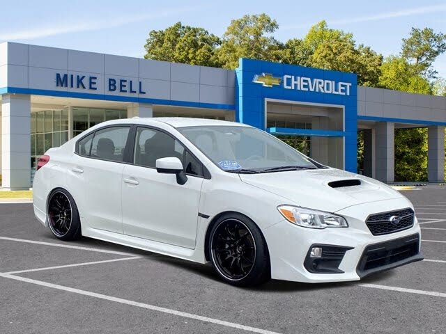 2019 Subaru WRX AWD