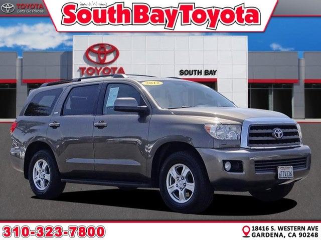 2012 Toyota Sequoia SR5 4.6L