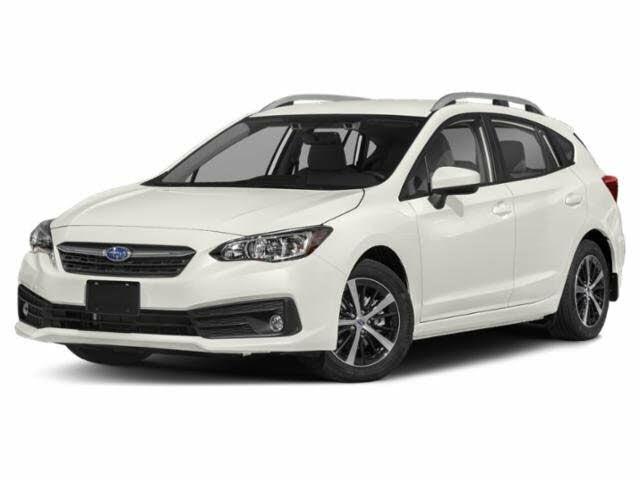2021 Subaru Impreza Premium Wagon AWD