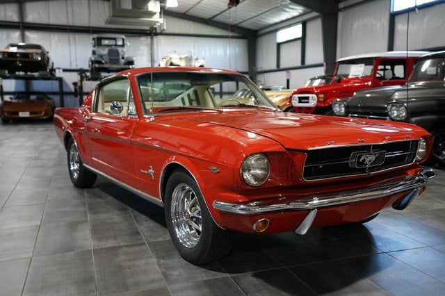 1965 Ford Mustang Fastback RWD