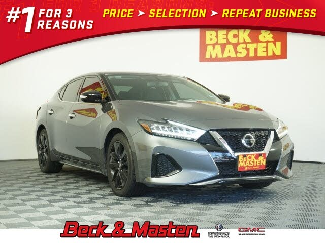 2019 Nissan Maxima SV FWD