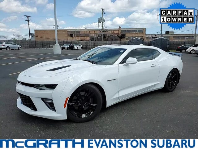 2016 Chevrolet Camaro 2SS Coupe RWD