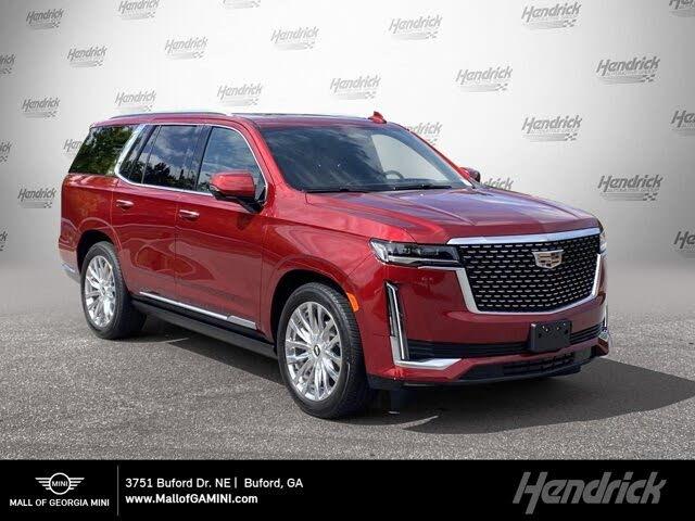 2021 Cadillac Escalade Premium Luxury 4WD