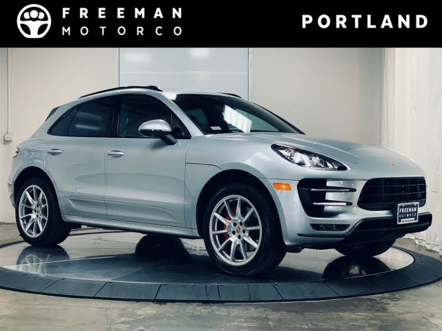 2018 Porsche Macan Turbo AWD