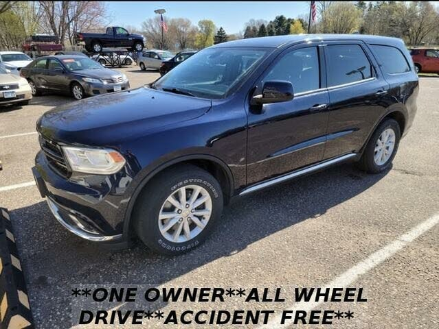 2014 Dodge Durango Special Service AWD