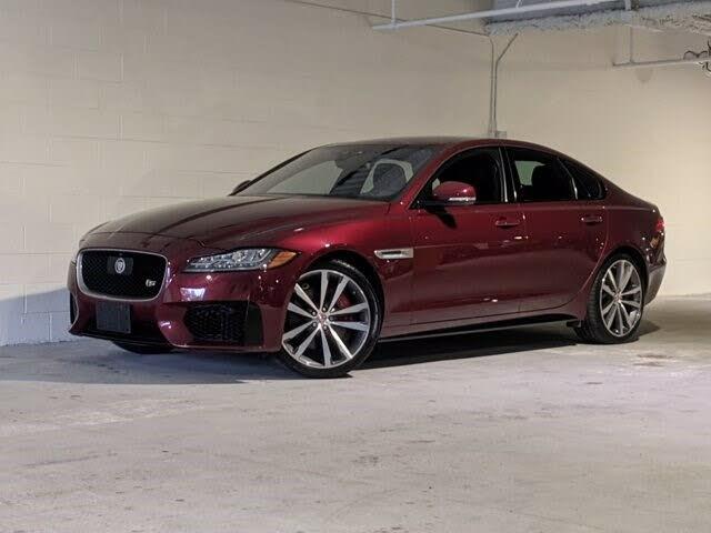 2017 Jaguar XF XF S AWD
