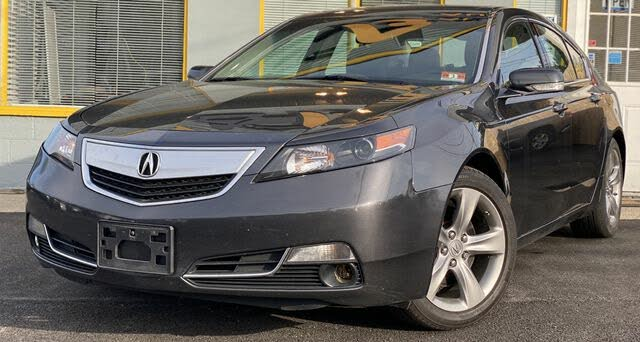 2013 Acura TL SH-AWD with Technology Package