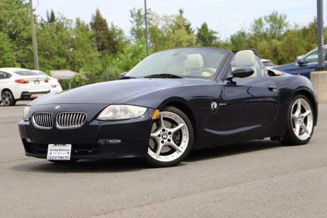 2006 BMW Z4 3.0si Roadster RWD