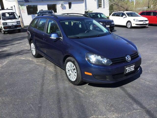 2014 Volkswagen Jetta SportWagen S FWD