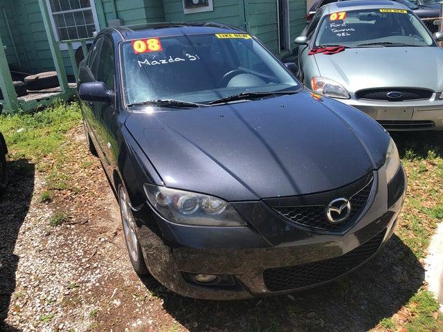 2008 Mazda MAZDA3 i Sport