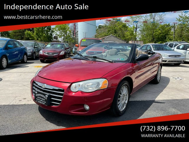 2006 Chrysler Sebring Touring Convertible FWD
