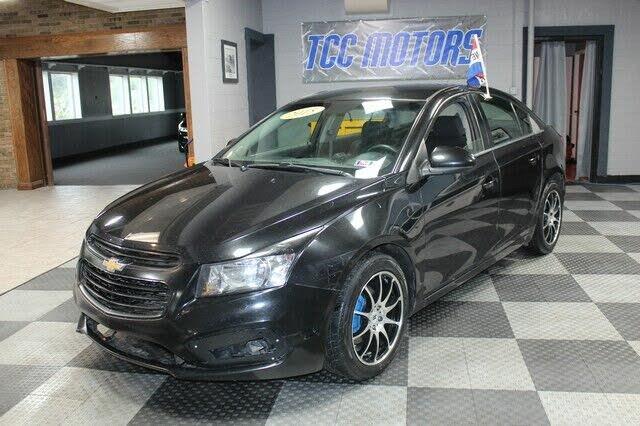 2015 Chevrolet Cruze 1LT Sedan FWD