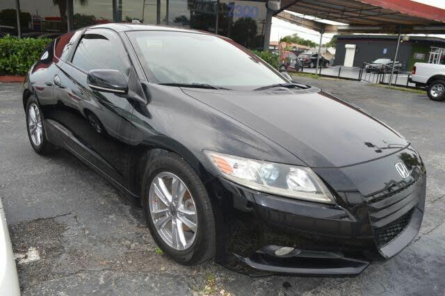 2012 Honda CR-Z EX