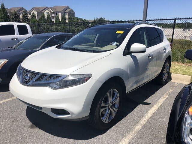 2011 Nissan Murano LE