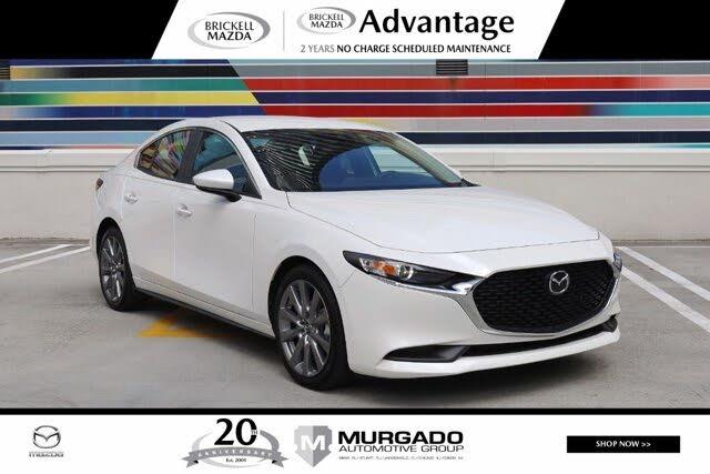 2021 Mazda MAZDA3 Select Sedan FWD