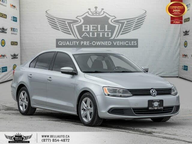 2012 Volkswagen Jetta Comfortline